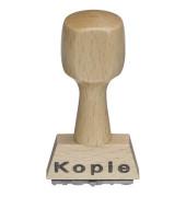 Holz - Textstempel Kopie