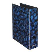 Ordner maX.file Fruits A4 breit 80mm Blaubeerenmotiv