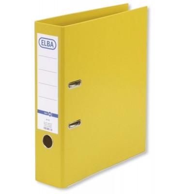 Smart 10468GB gelb Ordner A4 80mm breit