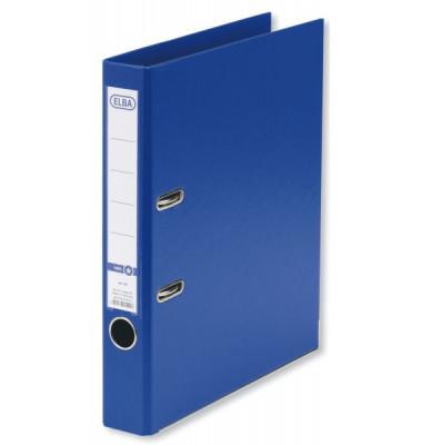 Smart 10464BL blau Ordner A4 50mm schmal