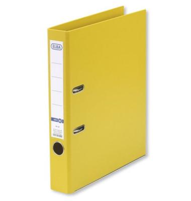 Smart 10464GB gelb Ordner A4 50mm schmal