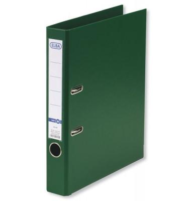Smart 10464GN grün Ordner A4 50mm schmal