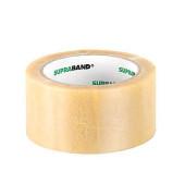 Packband SUPRABAND 50mm x 66m transparent PVC