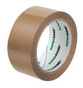 Packband SUPRABAND 50mm x 66m braun PVC