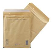 Luftpolstertaschen Classic No. 5, 2FVAF000005, innen 220x265mm, haftklebend + Lochung für Klammer, braun