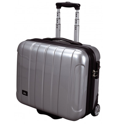 Business-Trolley silber