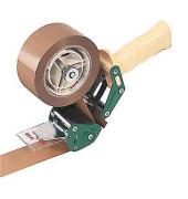 Packbandabroller 100.105, mit Bremse, für Packband bis 50mm x 66m