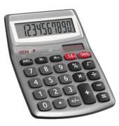 Tischrechner 540 10 stellig