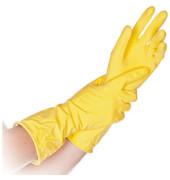 Handschuhe Gummi L 1 Paar