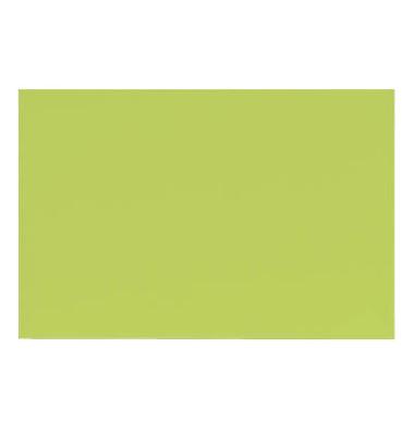Designbriefumschläge B6 EcoRainbow ohne Fenster nassklebend leuchtgrün 80g 25 Stück