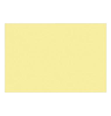 Designbriefumschläge B6 EcoRainbow ohne Fenster nassklebend gelb 80g 25 Stück