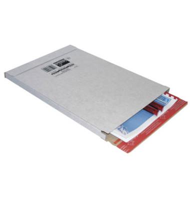 Kurierpaket 24,4 x 34,4 x 1,5 cm (BxLxH) geeignet für Formate bis A4+