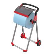 Wischtuch-Bodenständer 652008 rot und schwarz W1