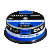 DVD+R Double Layer 25er Spindel