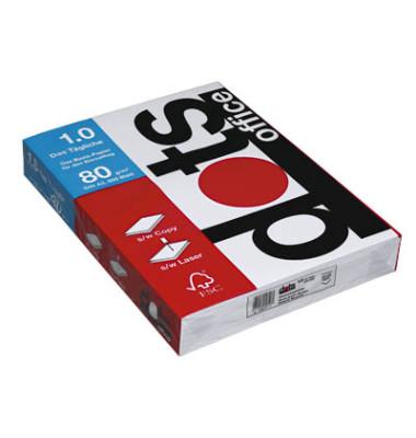 office 1.0 A3 80g Kopierpapier weiß 500 Blatt