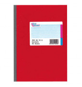 Geschäftsbuch 86-1427201 A4 kariert 70g 96 Blatt 192 Seiten