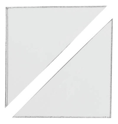 Dreiecktaschen sk 14 x 14 cm (BxH)