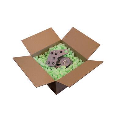 Paket-Füllmaterial 5095290 Polystyrolchips grün 250 Liter