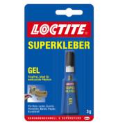 Sekundenkleber Universal Gel/LTG1C 3 g Gel