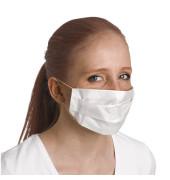 Mundschutz Gummibänder 2lg weiß 100 St