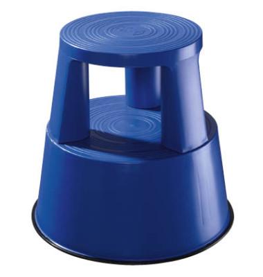 Rollhocker Step 2122 Kunststoff blau 43cm hoch 2,8kg