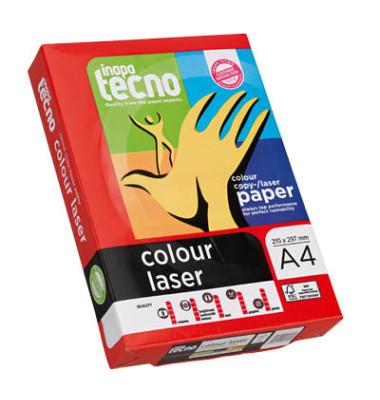 Colour Laser A4 90g Laserpapier hochweiß 500 Blatt