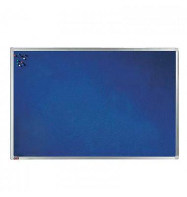 Textiltafel blau 120 x 90cm