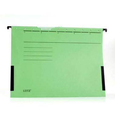 Hängetasche ALPHA A4 grün 5 Stück 19863055