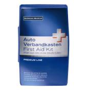 KFZ-Verbandkasten Premium blau gefüllt DIN 13164