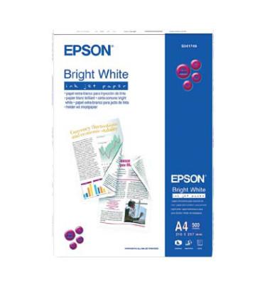 Bright White A4 90g Inkjetpapier 500 Blatt