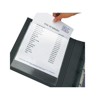 Sichttaschen DIN A5/10088 158x220mm/A5 Inh.50