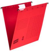 Hängemappe RC-Karton rot A4 230g 10 Stück