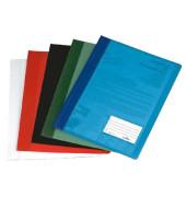 Schnellhefter Duralux A4+ überbreit farbig sortiert PVC kaufmännische Heftung bis 200 Blatt 10 Stück