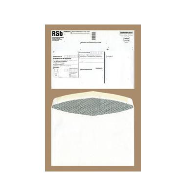 Kuvertierhüllen RSB C6/5 90g 162x229 300 St