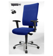 Bürodrehstuhl Autostar 20 blau