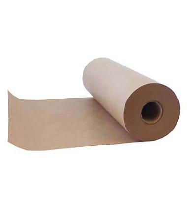 Packpapierrolle 450023 braun 50cm x 150m