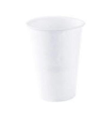 Pappbecher für Heißgetränke weiß 200/215ml