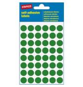 Markierungspunkte rund D:12mm grün 240 Stück
