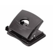 Locher 5806580 schwarz bis 1,8mm 18 Blatt mit Anschlagschiene