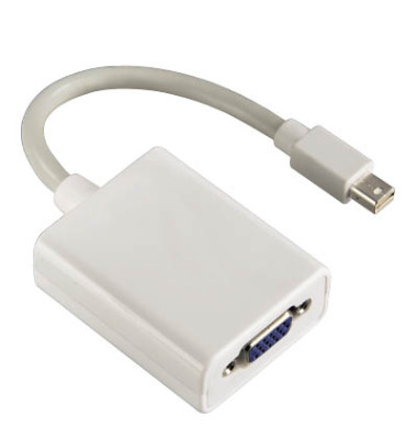 Adapter Mini-DisplayPort auf VGA