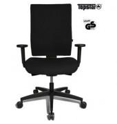 Bürodrehstuhl T200 Objekt schwarz inkl. AL