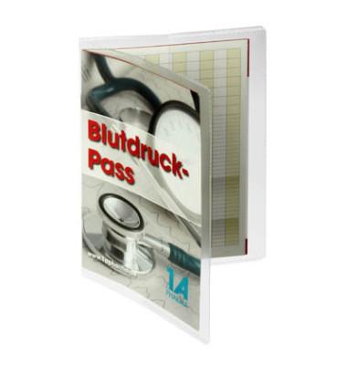 Ausweishüllen geeignet für Führerschein grau, Sparbücher und Dokument im Doppel-A6 Format