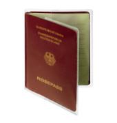 Ausweishüllen geeignet für Reisepass, 2-teilig