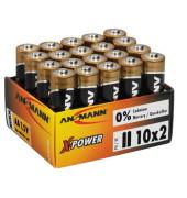 Batterie X-Power Mignon / LR06 / AA 20 Stück
