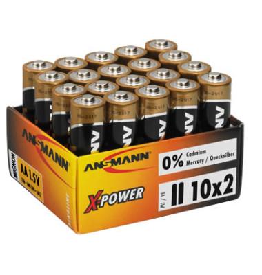 Batterie X-Power Mignon / LR06 / AA 5015731