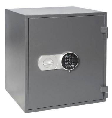 Tresor 51-EL 36,0 l Elektronikschloss grau