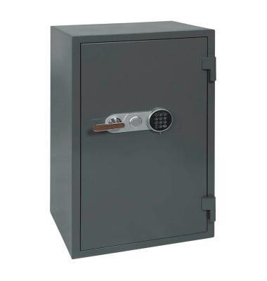 Tresor 75-EL 64,0 l Elektronikschloss grau