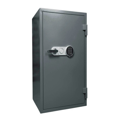 Tresor 165-EL 376,0 l Elektronikschloss grau