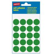 Markierungspunkte rund D:19mm grün 100 St