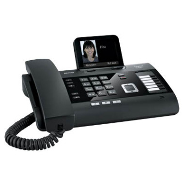 Telefon DL500A inklusive Anrufbeantworter